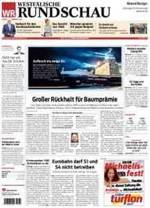 Westfälische Rundschau – 19. September 2019