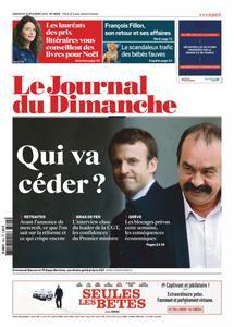 Le Journal du Dimanche - 08 décembre 2019