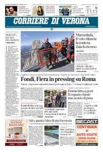 Corriere di Verona – 25 settembre 2018