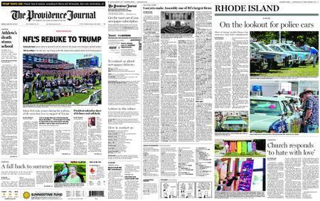 The Providence Journal – September 25, 2017