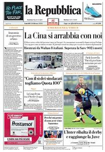 la Repubblica - 10 Febbraio 2020