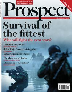 Prospect Magazine - November 2012
