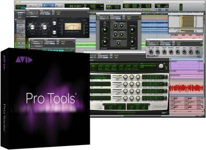 Avid Pro Tools HD v12.5.0.395 WiN x64