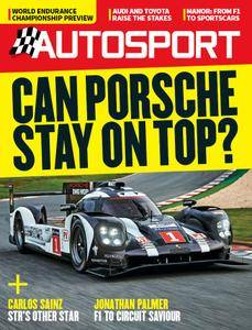 Autosport - 14 April 2016