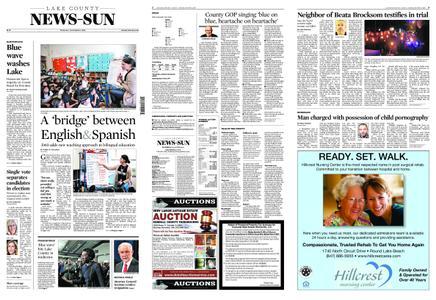 Lake County News-Sun – November 08, 2018