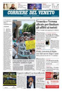 Corriere del Veneto Vicenza e Bassano – 08 agosto 2019