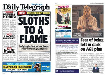 The Daily Telegraph (Sydney) – March 23, 2018