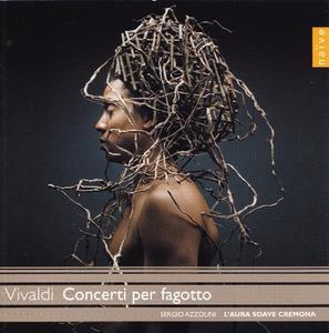 Sergio Azzolini, L'Aura Soave Cremona - Vivaldi: Concerti per fagotto (2010)