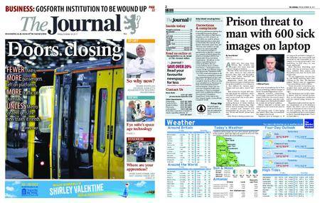The Journal – October 20, 2017