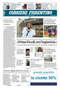 Corriere Fiorentino La Toscana - 12 Luglio 2018