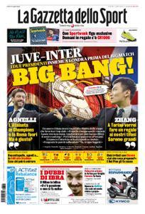 La Gazzetta dello Sport Roma – 06 marzo 2020