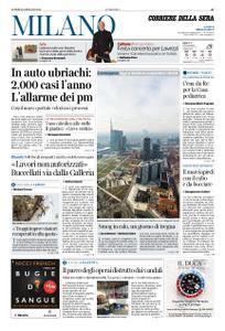 Corriere della Sera Milano – 20 gennaio 2020