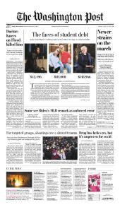 The Washington Post - April 9, 2021