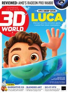 3D World UK - October 2021