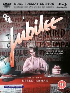 Jubilee (1978) + Extras