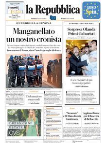 la Repubblica – 24 maggio 2019