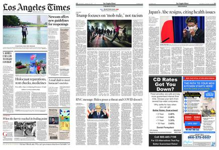 Los Angeles Times – August 29, 2020