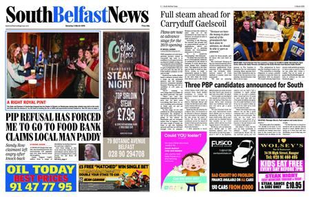 South Belfast News – February 28, 2019