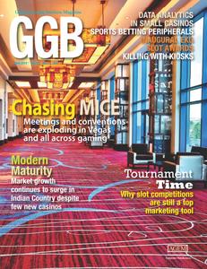 Global Gaming Business - April 2019
