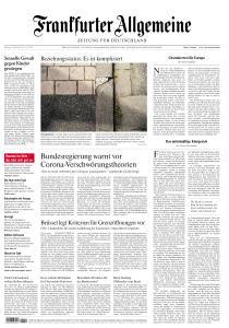 Frankfurter Allgemeine Zeitung - 12 Mai 2020
