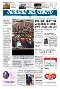 Corriere del Veneto Venezia e Mestre - 24 Marzo 2018
