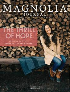 The Magnolia Journal - October 2018