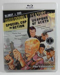 Special Cop in Action / Italia a Mano Armata (1976) + Weapons of Death / Napoli Spara (1977)