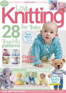 Love Knitting for Baby - April 2019