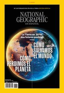 National Geographic en Español México – abril 2020