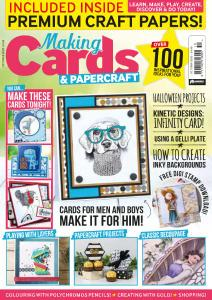 Making Cards & PaperCraft - October 2020