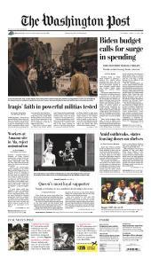The Washington Post - April 10, 2021
