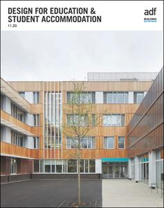 Architects Datafile (ADF) - Design for Education & Student Accommodation (Supplement - November 2020)