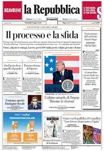 la Repubblica - 31 Luglio 2020
