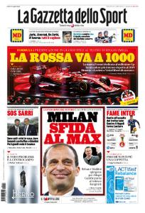 La Gazzetta dello Sport Sicilia – 12 febbraio 2020