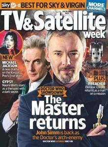 TV & Satellite Week - 24 June 2017