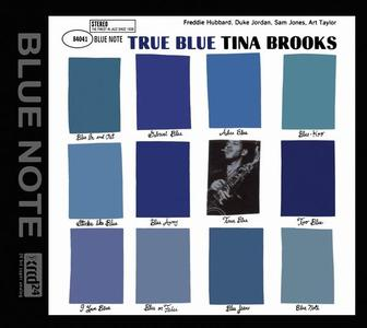 Tina Brooks - True Blue (1960) [XRCD24, Reissue 2009]