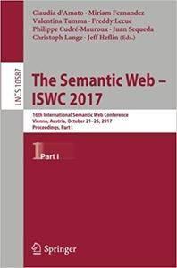 The Semantic Web – ISWC 2017: 16th International Semantic Web Conference, Part I