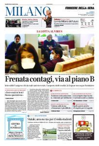 Corriere della Sera Milano – 31 marzo 2020