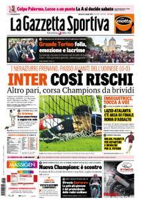 La Gazzetta dello Sport Sicilia – 05 maggio 2019