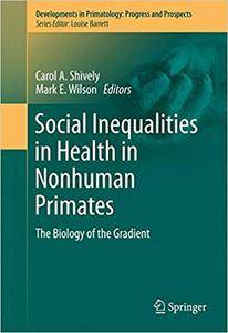Social Inequalities in Health in Nonhuman Primates: The Biology of the Gradient