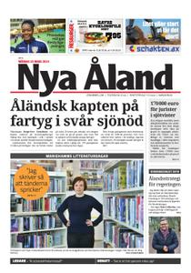 Nya Åland – 25 mars 2019