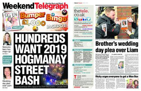 Evening Telegraph First Edition – March 03, 2018