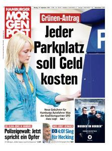 Hamburger Morgenpost – 23. September 2019