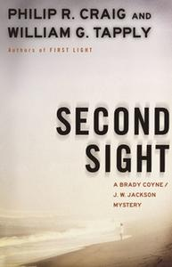 «Second Sight» by William G. Tapply,Philip R. Craig