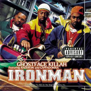 Ghostface Killah - Ironman (1996) {Razor Sharp/Epic Street}