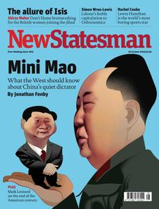 New Statesman - 19 - 25 June 2015