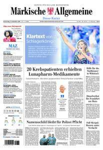 Märkische Allgemeine Dosse Kurier - 06. September 2018
