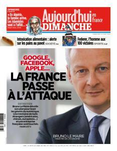 Aujourd'hui en France du Dimanche 3 Mars 2019