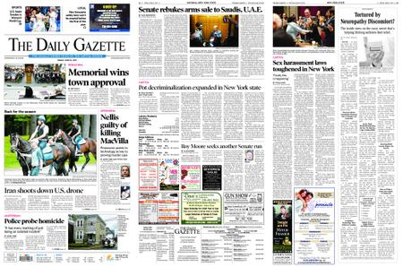 The Daily Gazette – June 21, 2019