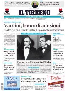 Il Tirreno Livorno - 17 Marzo 2021